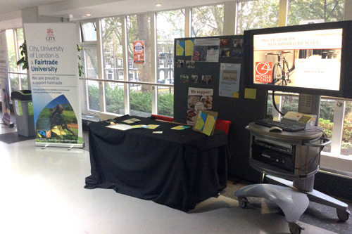Stall 1 in University building