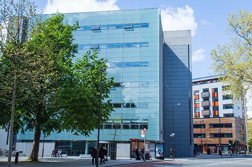 Social Sciences building exterior