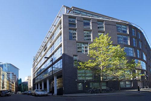 Cass Business School, Bunhill Row